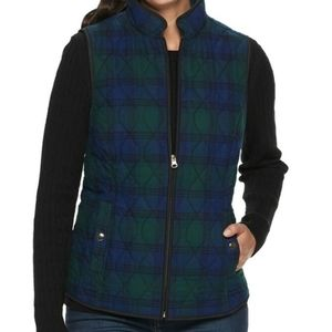 🆕️ Woven Quilted Vest